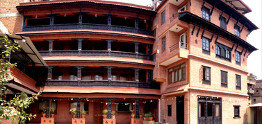 Typical Style JHotel In Bhaktapur Nepal
